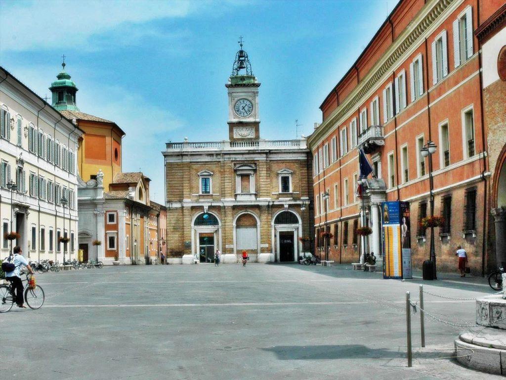 Равена, Италия