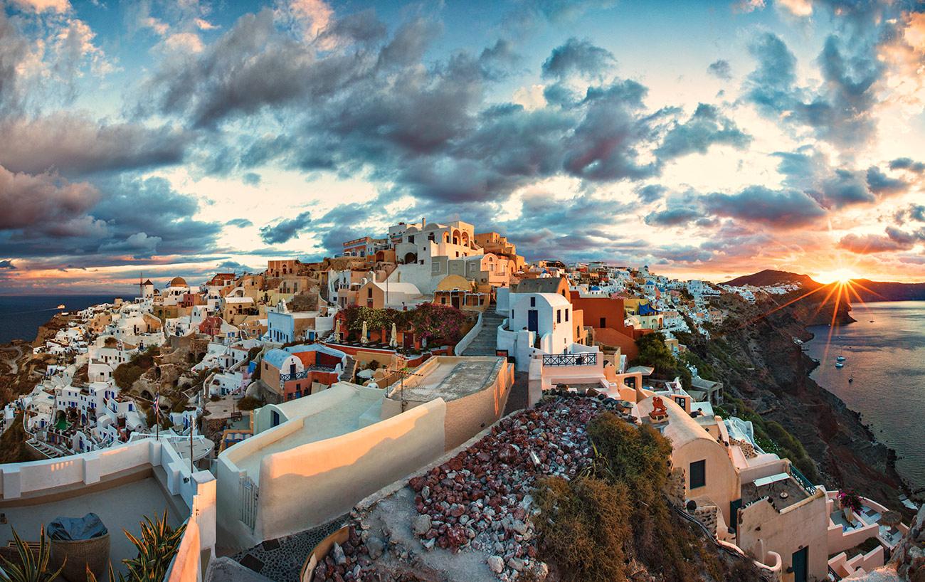 Санторини, Гърция | Loyal Travel Blog