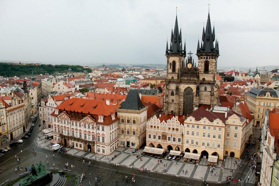 Prague Staré Město