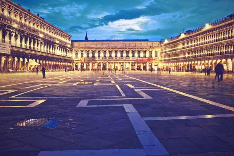 площад-Сан-Марко-Венеция-Италия