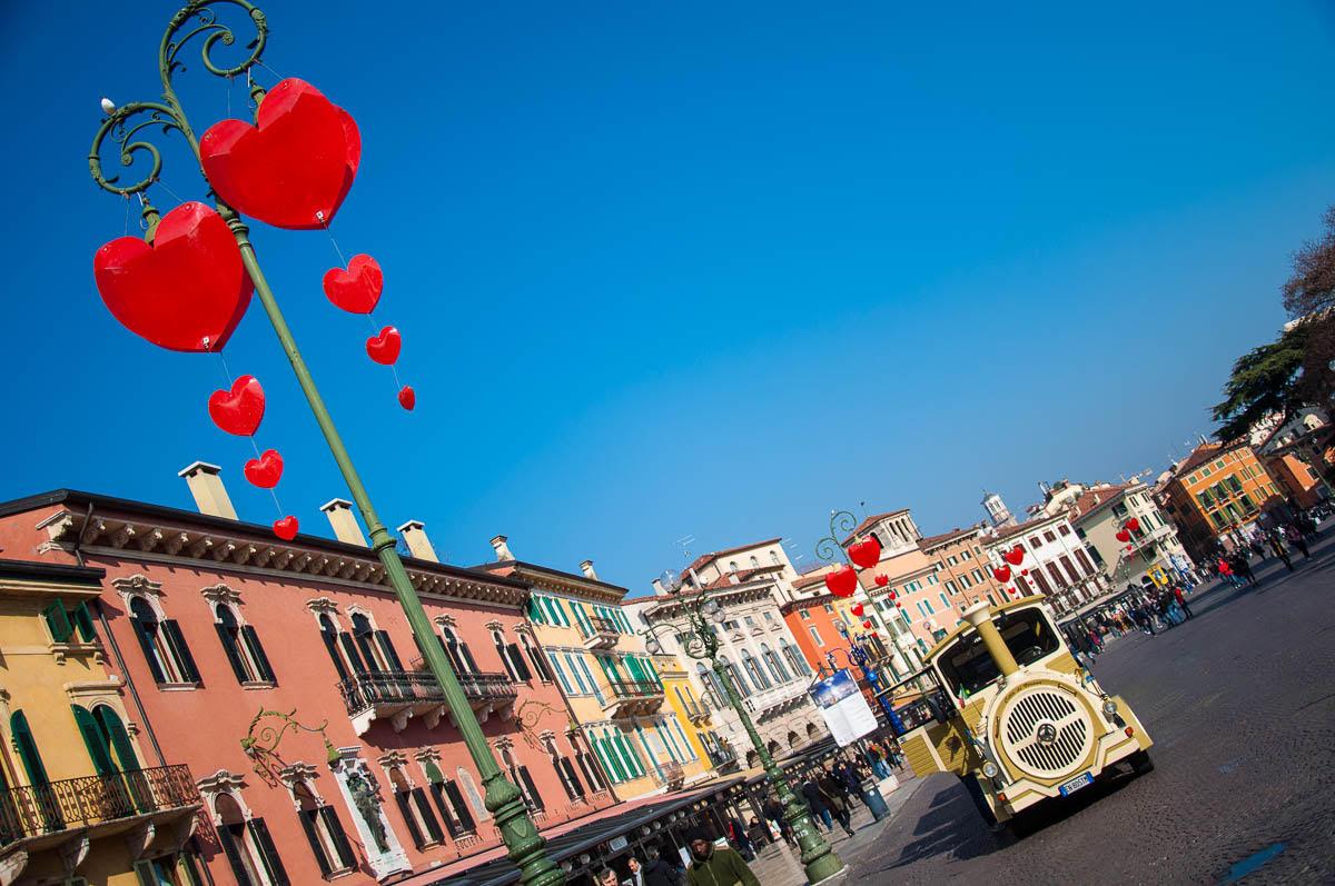 пролетни дестинации в Европа - венеция и верона