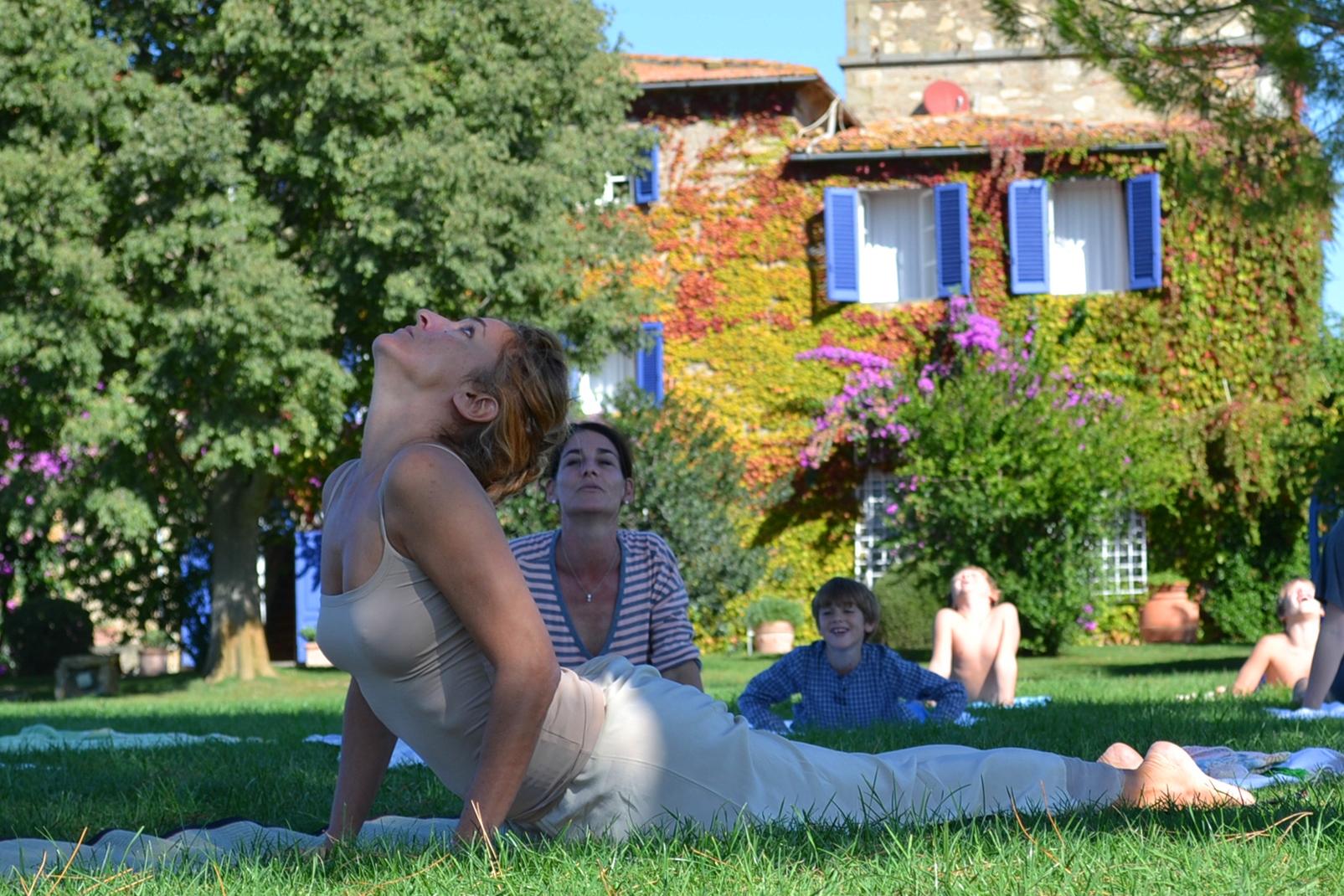 Йога в Италия | Loyal Travel Blog